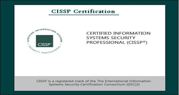 information systems security professional: