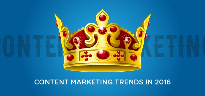 Content marketing trends 2016 cover