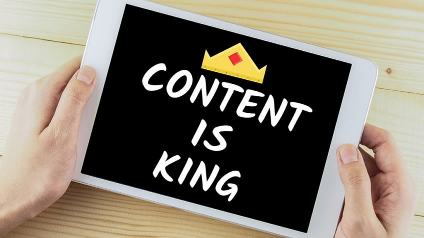 12 Content Marketing Trends That Will Dominate 2016 [Infographic]