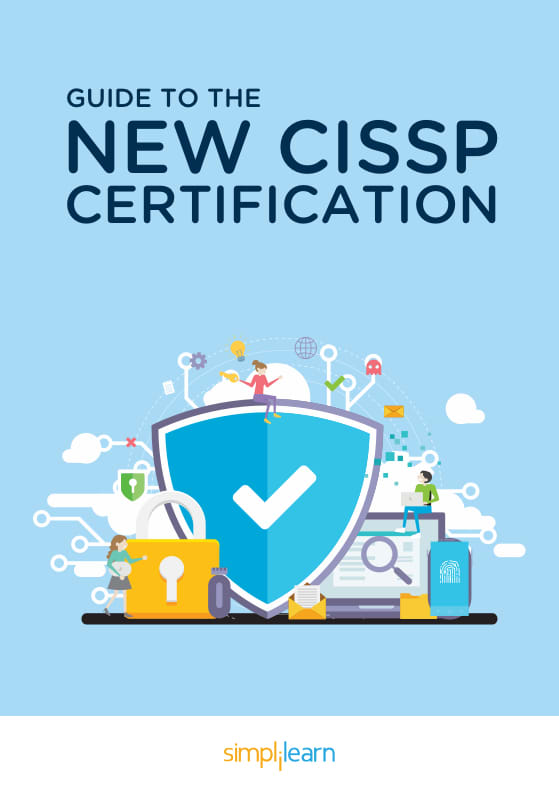 Free eBook: Guide to the New CISSP Certification 2015
