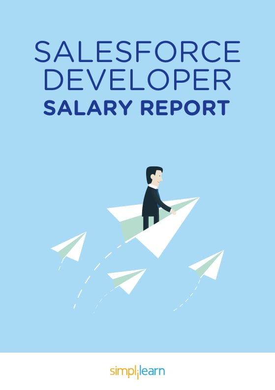 Free eBook: Salesforce Developer Salary Report