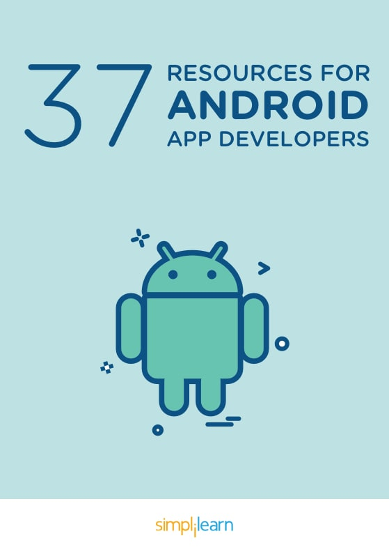 Free eBook: 37 Resources for Android App Developers