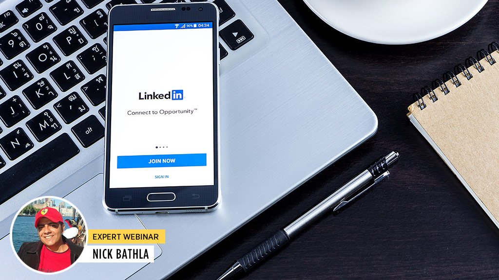 Expert Webinar: LinkedIn Advertising 101