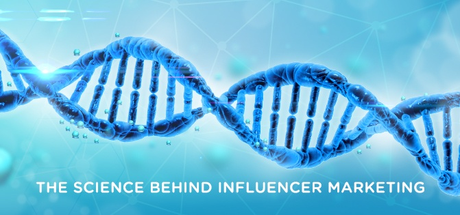 Science behind influencer marketing