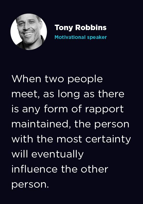 Tony Robbinsons quotes