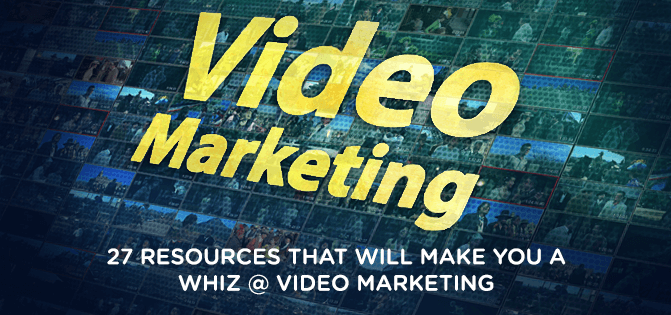 Video Marketing Resources Cover