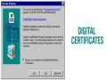 Digital Certificates - Evaluating Authenticity of Digital Messages