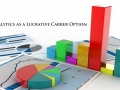 Business Analytics As A Lucrative Career Option