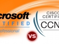 Microsoft Certification vs. Cisco Certification