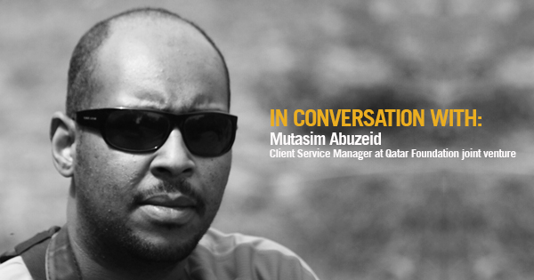 The ITIL Certification was a mandate: In Conversation with Mutasim Abuzeid