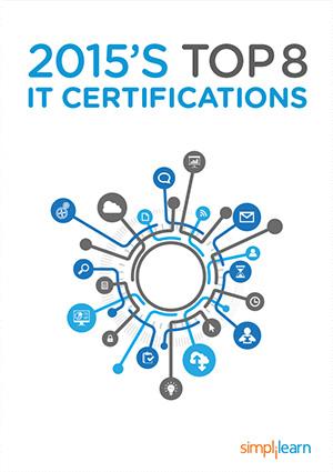 Free eBook: 2015 Top 8 IT Certifications