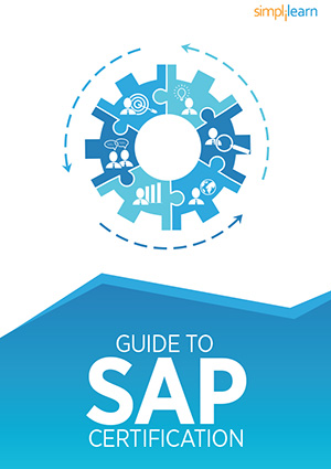 Free eBook: Guide To The SAP Certification