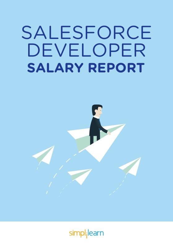 Free eBook: Salesforce Developer Salary Report